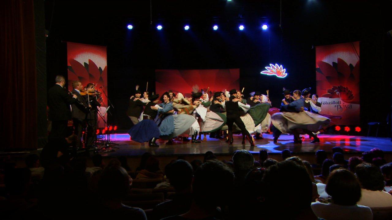A F�lsz�llott a P�va m�sodik alf�ldi v�logat�j�n tov�bbjutott a Debreceni N�pi Egy�ttes!